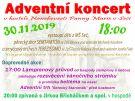 adventni koncert Sec