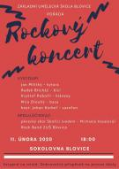Rockový koncert 1