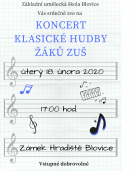 Koncert klasické hudby 1