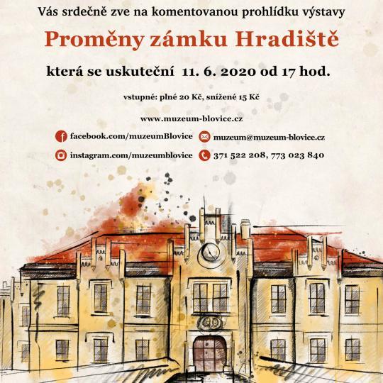 Proměny zámku Hradiště 2