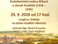 Podnikatelská rodina Klikarů a zámek Hradiště 1