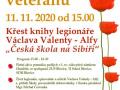 Mezinárodní den veteránů 1