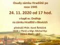 Osudy zámku Hradiště po roce 1945  2