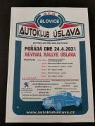 Revival Rallye Úslava 1