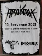 Arakain, Aligátor, Paradox 1